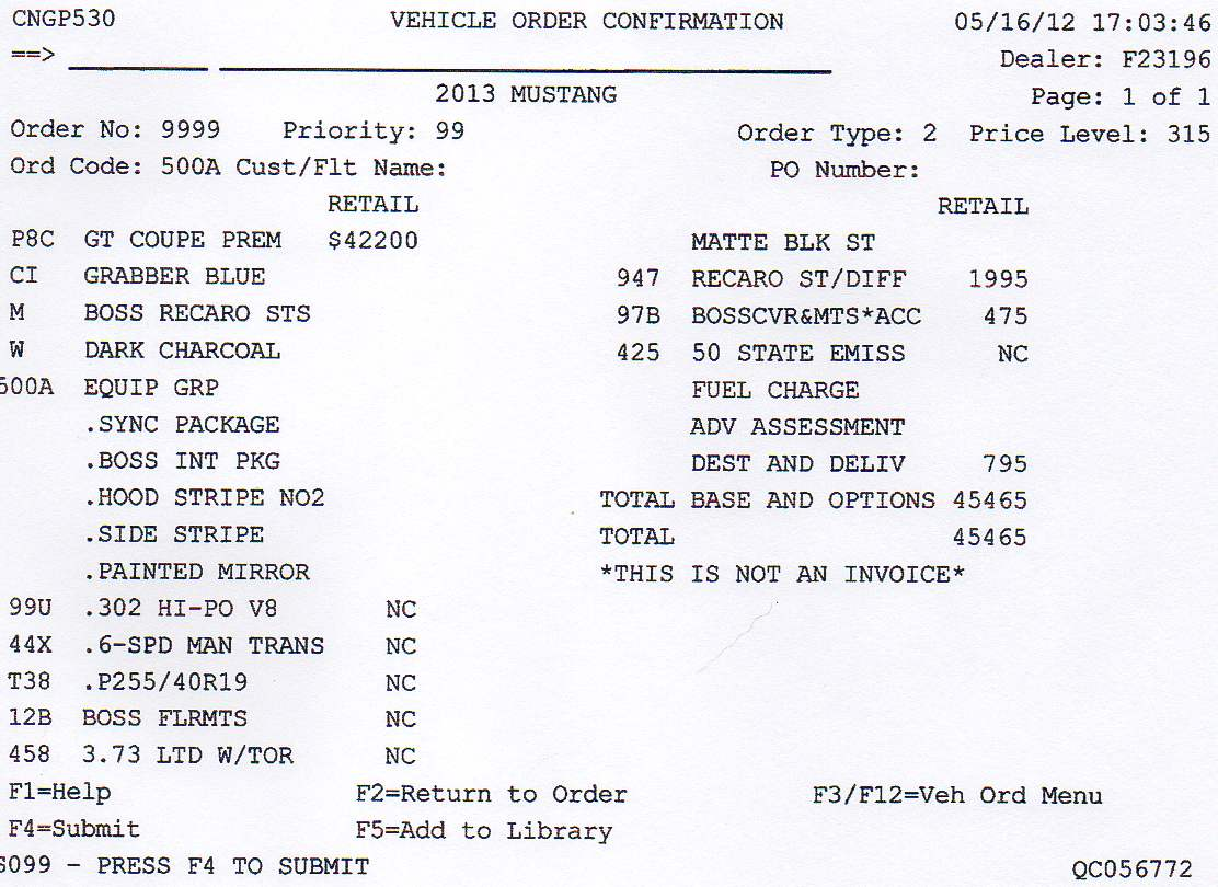 2013 Boss 302 order confirmation.jpg